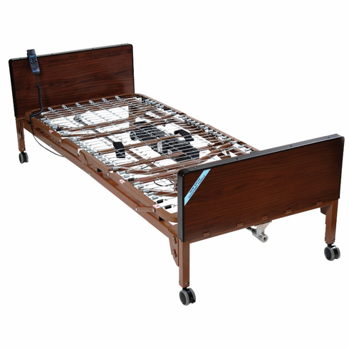 Delta Ultra Light Semi Electric Bed 1000 Frame Only 15030