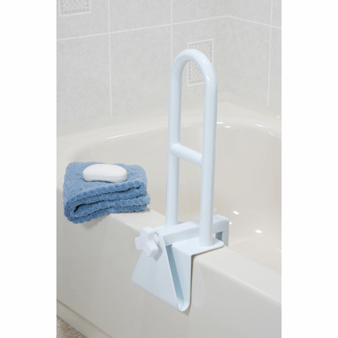 Drive Medical Clamp on Tub Rail 12036