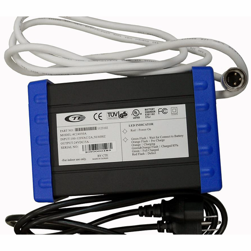 Drive Medical OEM 5amp 24v Scotter Battery Charger