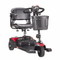 Drive Medical Scout 3 Wheel Travel Power Scooter