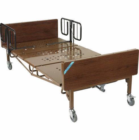 Full Electric Heavy Duty  Bariatric Hospital Bed with T Rails