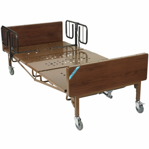 Full Electric Super Heavy Duty Bariatric Hospital Bed with T Rails