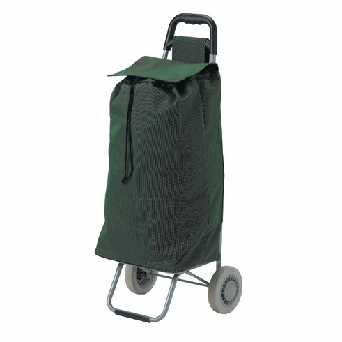 Green All Purpose Rolling Shopping Utility Cart (Green)