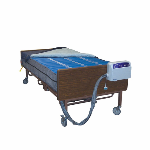 Med Aire Bariatric Low Air Loss Mattress Replacement System 600lbs