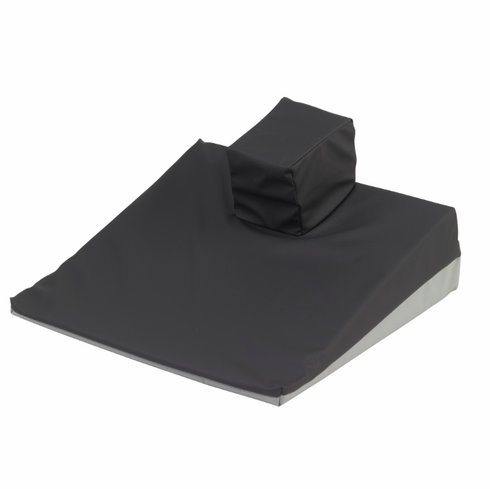 """Pommel Wedge Cushion with Stretch Cover 16"""" x 16"""""""