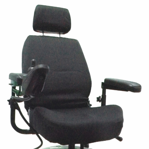 "Power Chair or Scooter 18"" Captain Seat Cover"