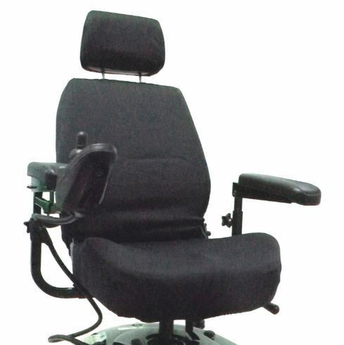 "Power Chair or Scooter 22"" Captain Seat Cover"