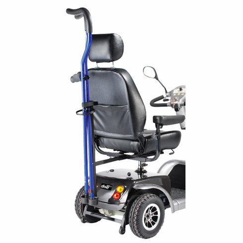 Power Mobility Crutch / Cane Holder