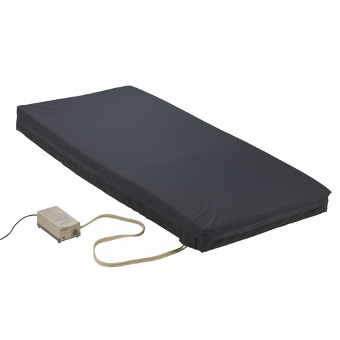 Powered Alternating Pressure Air/Foam Mattress 42 Inch