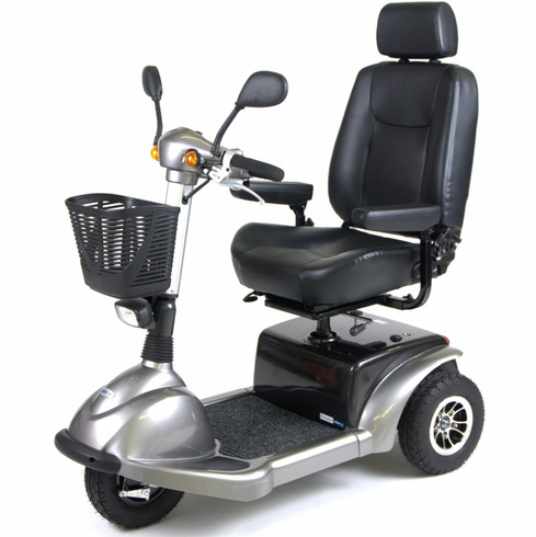 Prowler 3-Wheel Mobility Scooter 20Wx18D 500lbs