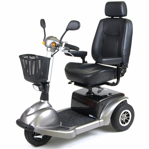 Prowler 3-Wheel Mobility Scooter 22Wx20D 500lbs
