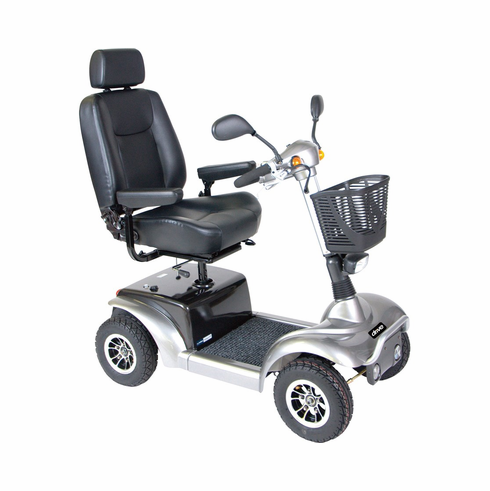 Prowler 4-Wheel Mobility Scooter 20Wx18D 500lbs