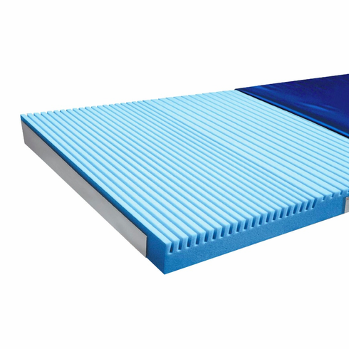 ShearCare 300 Pressure Redistribution Foam Mattress 84 Inch Elevated Perimeter