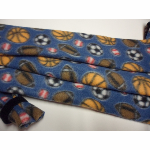 SnuggleHose Ball Game 6ft Cpap Tubing Cover