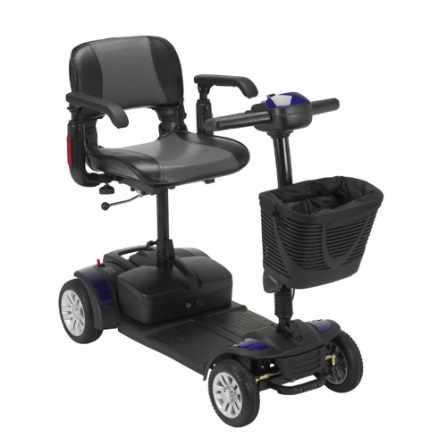 Spitfire EX Travel 4-Wheel Mobility Scooter