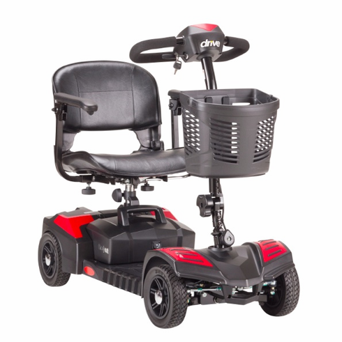 Spitfire Scout 4 Wheel Travel Power Scooter