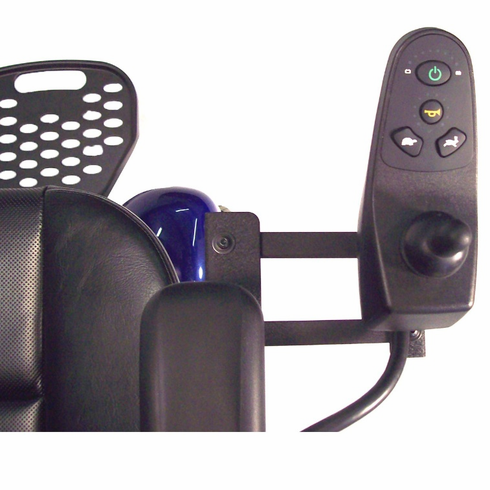 Swingaway Controller Arm for Trident Power Wheelchair