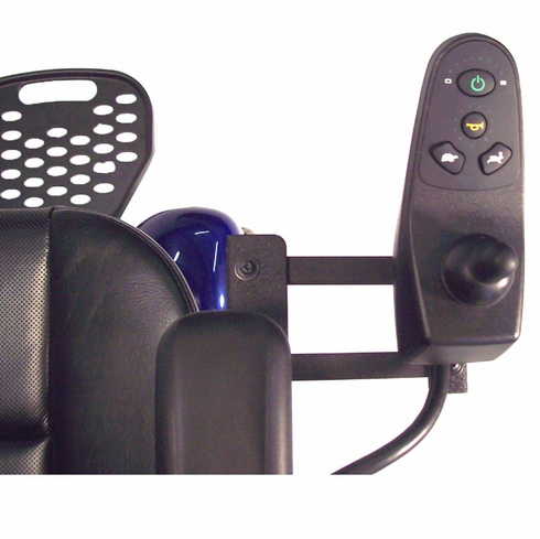 Swingaway Controller Arm for Wildcat Power Wheelchairs