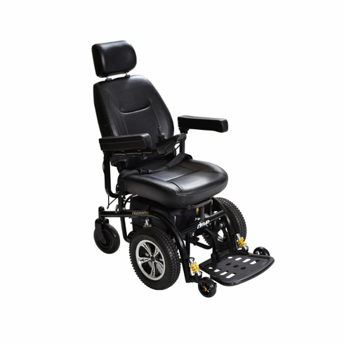 "Trident Front Wheel Drive Power Chair 18"" Wide Seat"