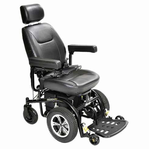 """Trident Front Wheel Drive Power Chair 20"""" Wide Seat"""