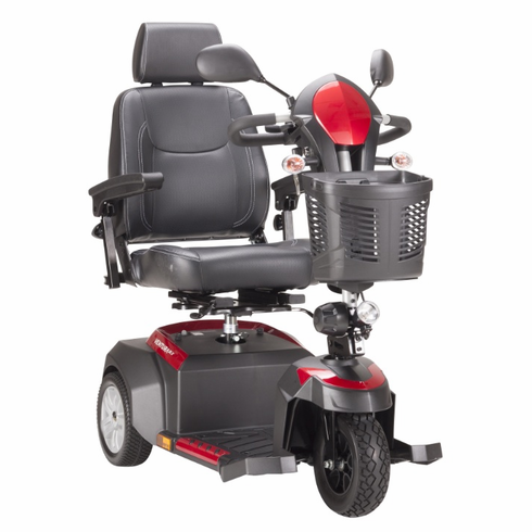 Ventura 3 Wheel Scooter with Captain Seat 18x18 350lbs