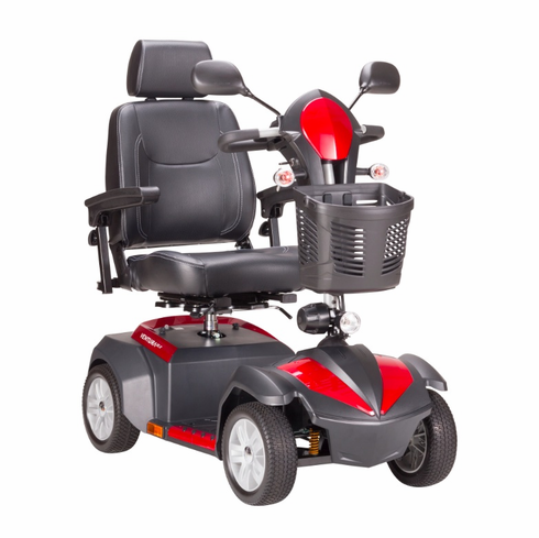 Ventura 4 Wheel Scooter with Captain Seat 18x18 350lbs