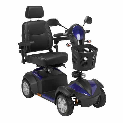 Ventura 4 Wheel Scooter with Captain Seat 20x18 350lbs