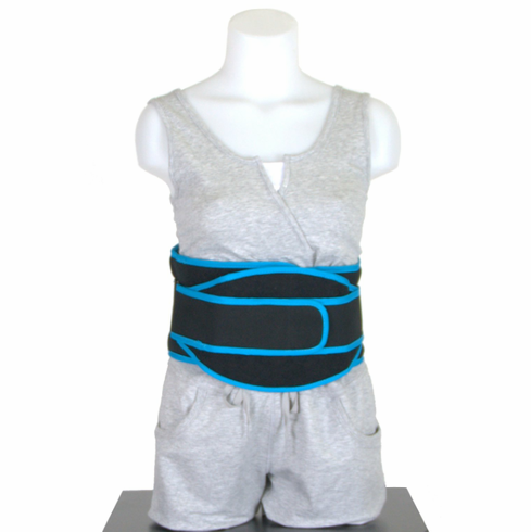 VerteWrap  Low Profile Back Brace (XLarge)