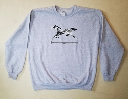 Ash Running Pony Sweatshirt