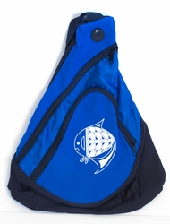 Fish on Royal Sling Pack