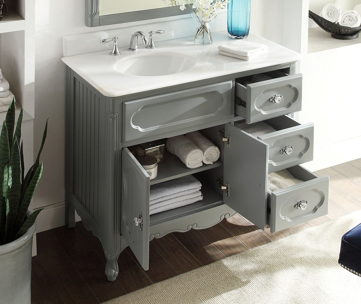 double pd shop common positano actual ove in marble vanity sink undermount natural dove decors x gray top with bathroom