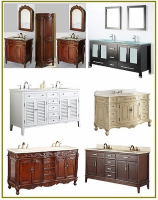bathroom cabinets clearance