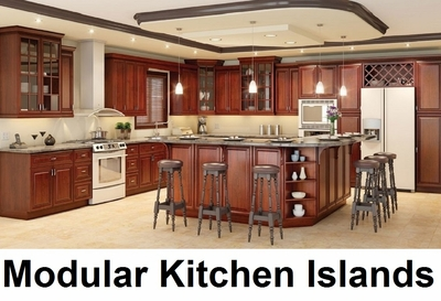 Kitchen Island Available in All Our Designs
