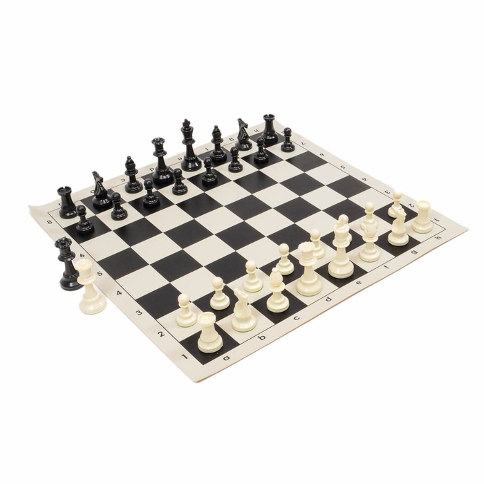 Basic Board & Pieces Chess Set