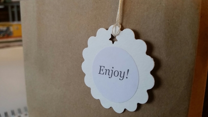Round Tags - Gift Tags