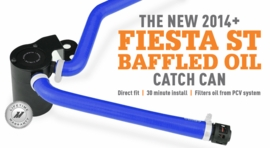 Blow-By Isn�t Invited to This Party: The New 2013+ Fiesta ST 180 Baffled Oil Catch Can!
