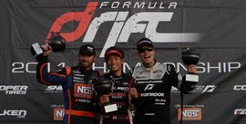 Chris Forsberg Takes 2nd Place at Formula Drift Round 5!