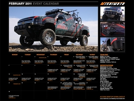 Download the FREE February 2011 Calendar