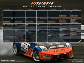 Free April 2010 Calendar Now Available