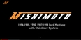 Mishimoto Mustang Performance Aluminium Radiator, 1994-1996 Features and Benefits Video