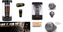 Shift Like A Pro - Limited Edition Ryan Tuerck & Chris Forsberg Shift Knobs!