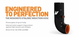 Engineered to Perfection - the GT86/BRZ Induction Hose