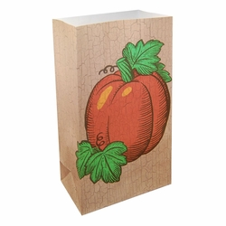 Harvest Time Luminary Bags - 24ct