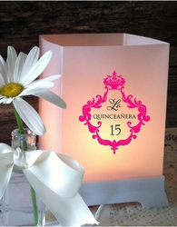 La Quinceanera Luminaries (24 Count)