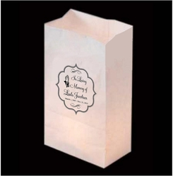In Loving Memory - Paper Bag Luminaries (24 Count)