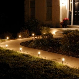 Electric Pathway Lights