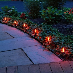Pathway Lights - Flickering Orange 10ct