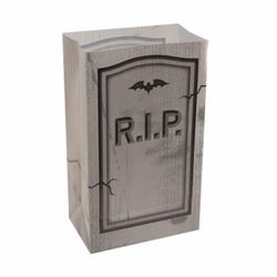 Halloween Tombstone Luminaries