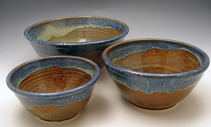 Italian Ceramic Mixing Bowls, Set of 2 | Williams Sonoma