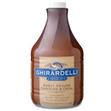 Ghirardelli Sweet Ground Cocolate Sauce